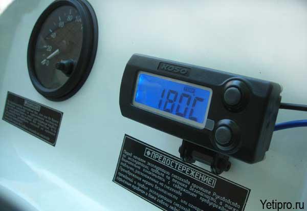 Koso Digital Meter инструкция - картинка 4